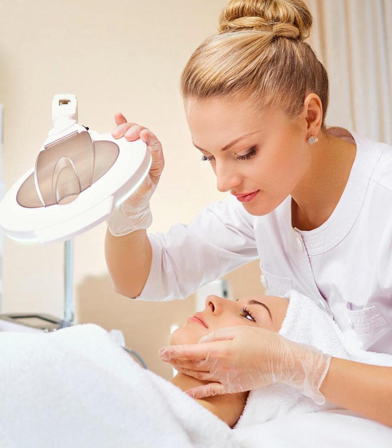 trattamento estetico viso padova estetiste