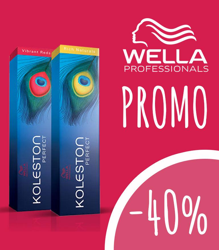 Promozione Wella